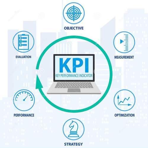 kpi concept marketing key performance indicators