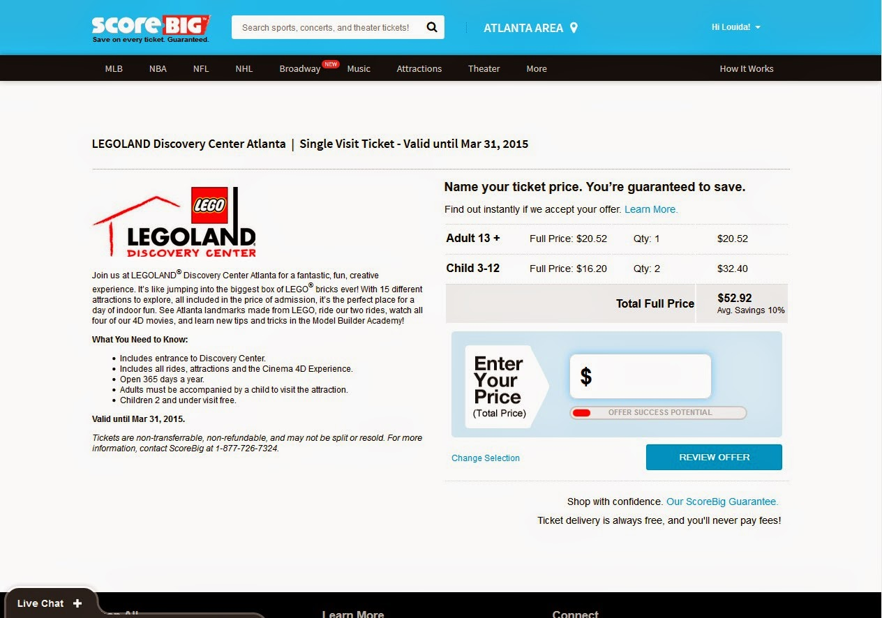 ScoreBig.com Review via ProductReviewMom.com