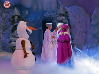 Disneyland Paris - Canta a Frozen