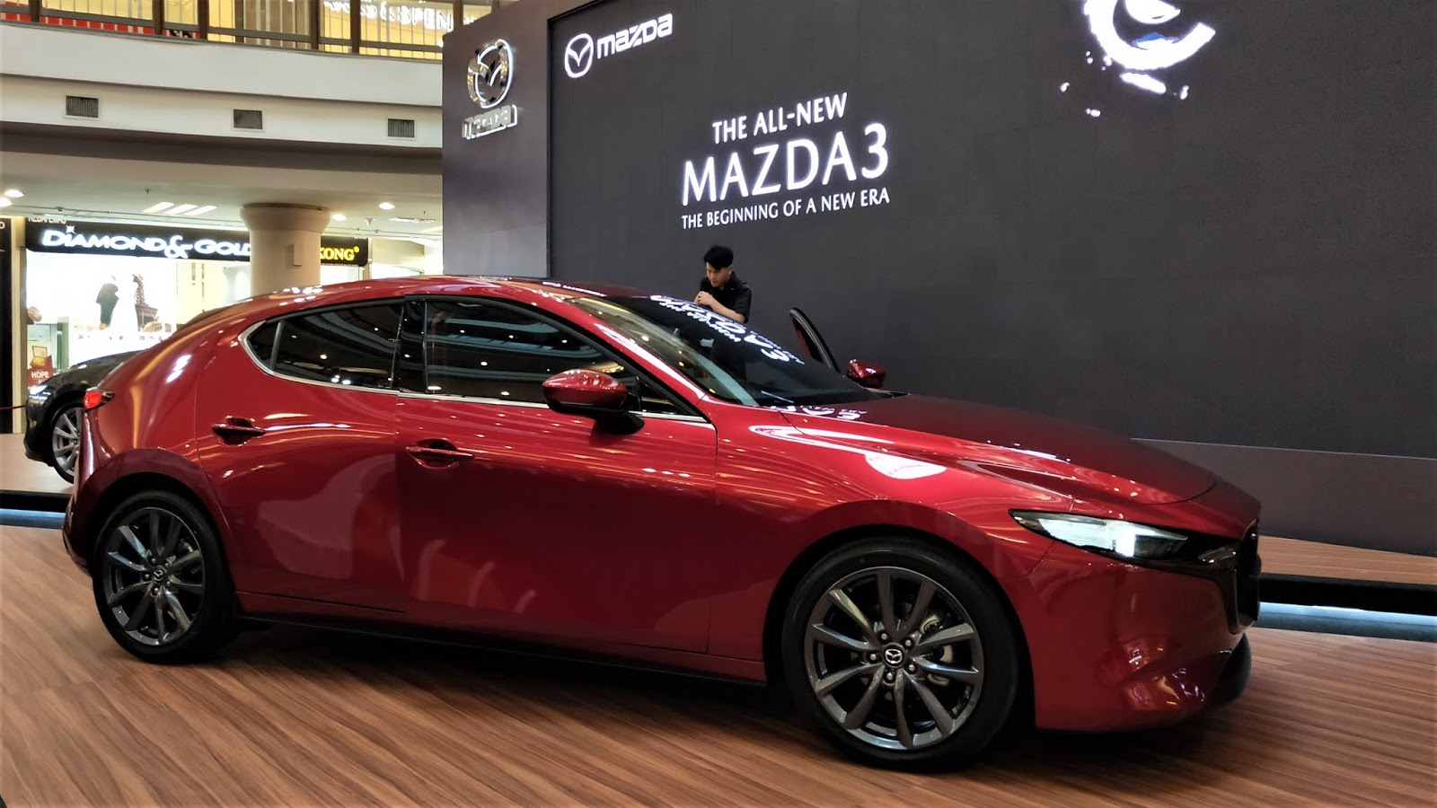 Motoring-Malaysia: The All-New 2019 Mazda 3 is Launched in