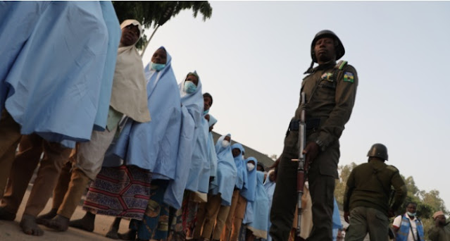 US: We're ready to help Nigeria end 'disgusting' abduction of schoolchildren
