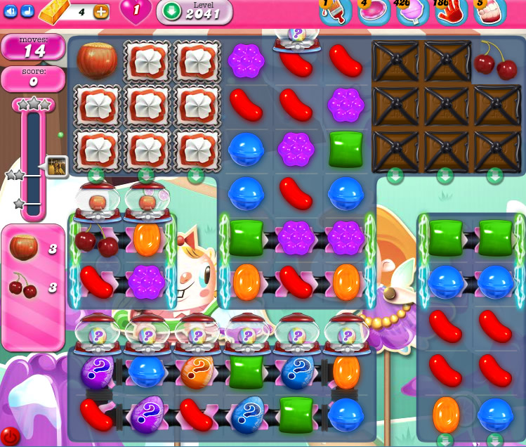 Candy Crush Saga 2041