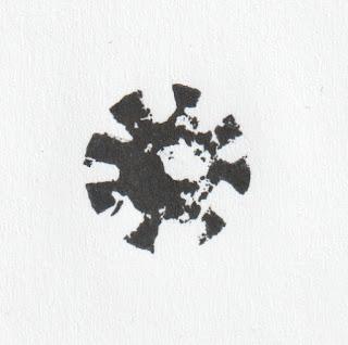 CILP - Covid-19 'Virus' Handstamp
