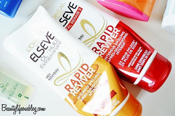 L'Oréal - Elseve Rapid Reviver Erfahrung