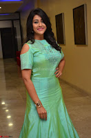 Pooja Jhaveri in Beautiful Green Dress at Kalamandir Foundation 7th anniversary Celebrations ~  Actress Galleries 055.JPG