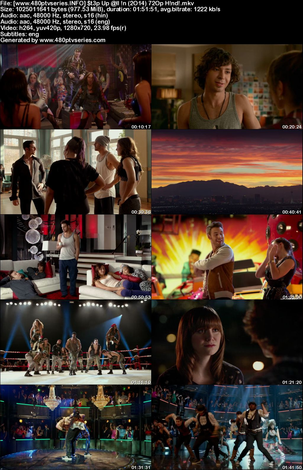 Download Step Up All In (2014) 950MB Full Hindi Dual Audio Movie Download 720p Bluray Free Watch Online Full Movie Download Worldfree4u 9xmovies