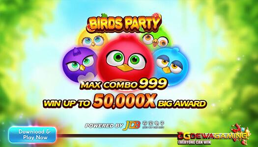 Situs Fafaslot Birds Party JDB1688