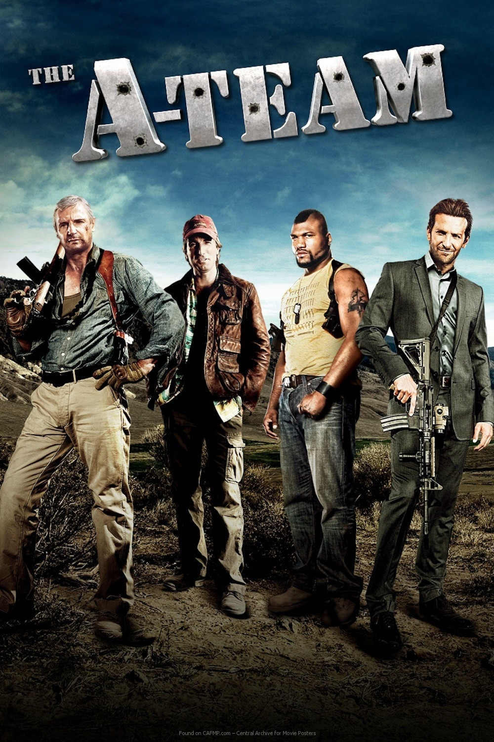 The A-Team (2010) ταινιες online seires oipeirates greek subs