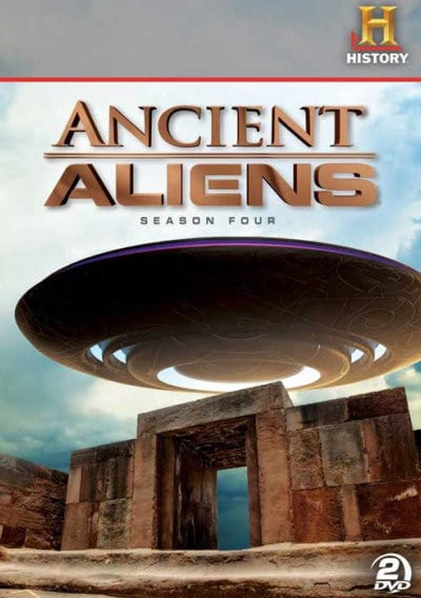 Alienigenas Ancestrales Temporada 4 Dual Castellano/Ingles 720p