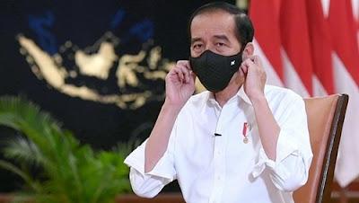 Pertama Disuntik Vaksin Covid-19, Jokowi: Agar Semua Yakin Ini Aman dan Halal