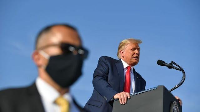 Coronavirus: Trump décrit Fauchi comme un `` désastre ''