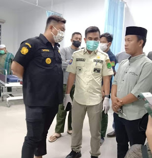 Bupati Labura Kutuk Keras Pelaku Pembacokan Ustadz Aminurrasyid Aruan