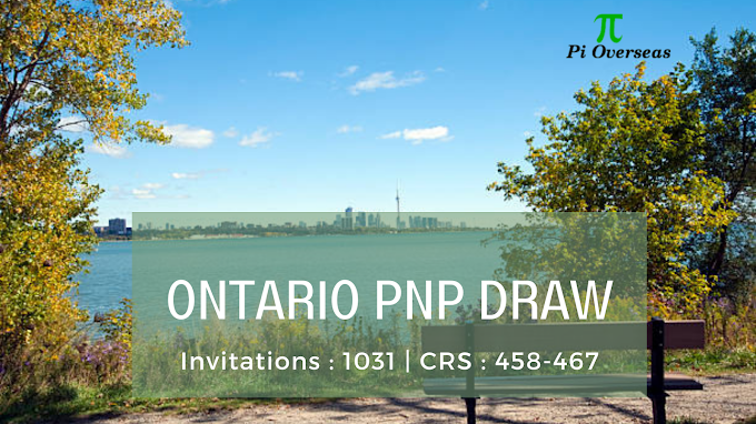 Managers, Health Care Workers, and Others invited by Ontario in the new PNP draw