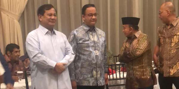 Prabowo Mulai Kritisi Anies, Why?