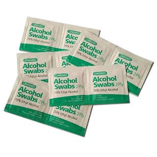 X-Logers.net Tissue Alkohol Alcohol Onemed Swab Kapas Alkohol Oneswab Oneswabs isi 100