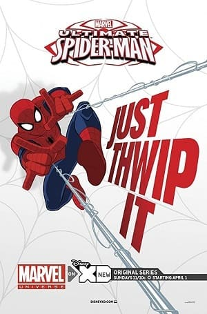 Ultimate Homem-Aranha - 2ª Temporada Torrent Download