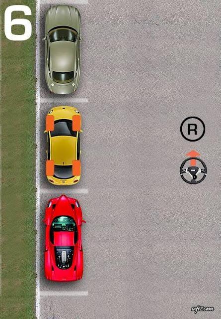 Begini Cara Parkir yang Benar! Bagi Pemula Harus Tahu!
