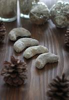 bredele , gâteaux Noel , vanillekipferl , croissants vanille