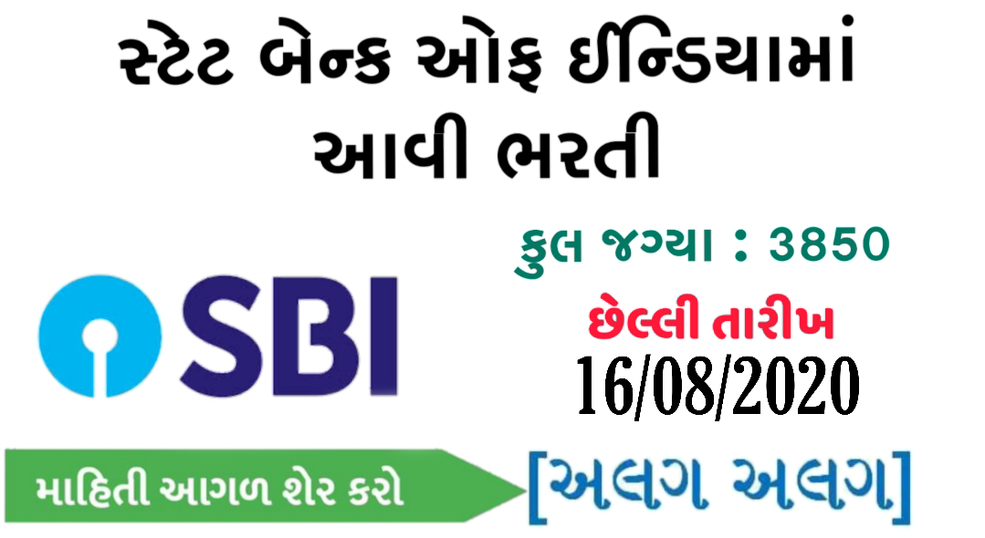 State Bank Of India (Sbi) Recruitment For Circle Based Officer (Cbo) Posts 2020