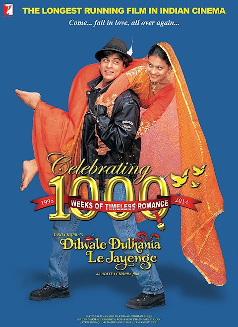 Dilwale Dulhania Le Jayenge (1995) Watch Online Movies and Download