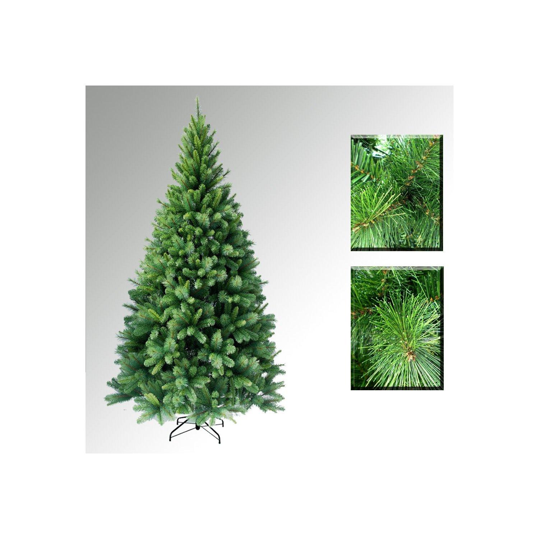 Künstlicher Weihnachtsbaum Außen.Weihnachtsbäume Hxt 1101 210 Cm Ca 1160 Spitzen Hochwertiger