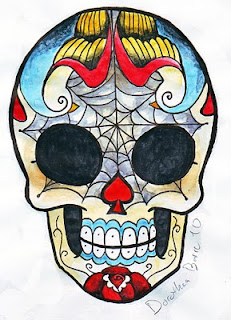 Skull Tattoos : Page 39 |Funny Skull Designs