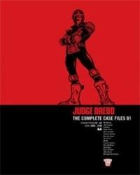 Judge Dredd: The Complete Case Files