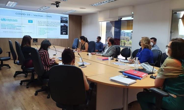 Bahia: Comissão recomenda retomada imediata da vacinação de adolescentes contra a Covid-19