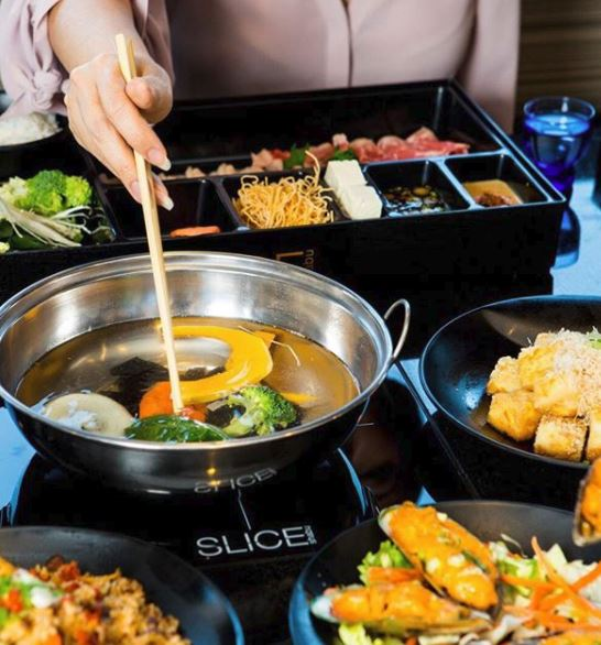 Mar. 19 - 22 | Buy 1 Get 1 Free Shabu @ Slice Shabu in Anaheim