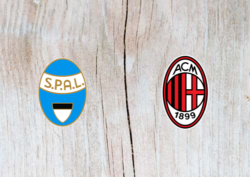 SPAL vs Milan Full Match & Highlights 26 May 2019