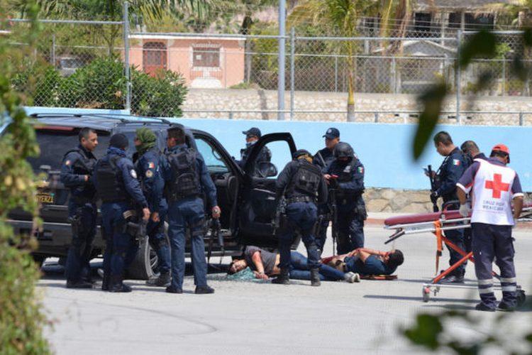 Lucha entre Cárteles catapultan a BCS al  tercer lugar nacional en ejecuciones