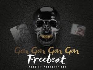 Instrumental: Gon Gon Gon (Gbese) Free beat By Portrezy