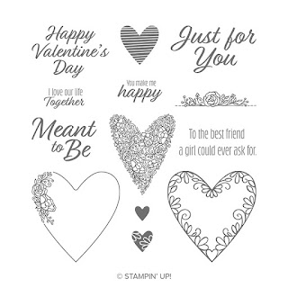 Stampin'Up!'s Meant to Be stamp set