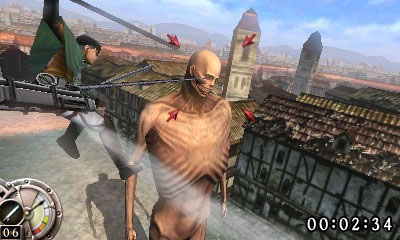 Attack on Titan: Humanity in Chains Screenshot-4