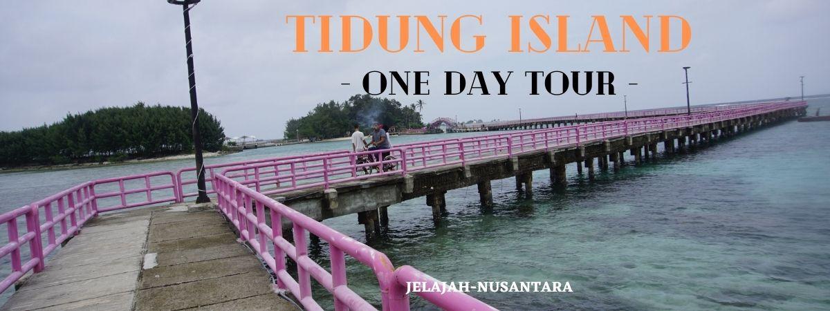 wisata trip satu hari pulau tidung kepulauan seribu selatan
