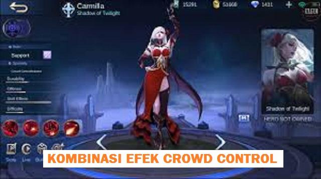 Cara Menggunakan Carmilla Mobile Legends