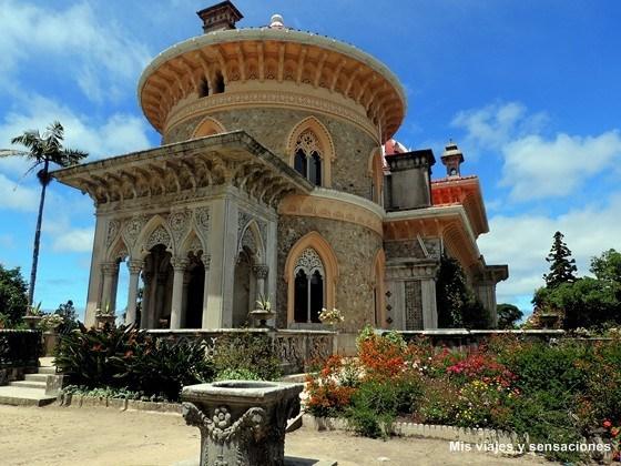 Parque y palacio de Monserrate, Sintra, Portugal