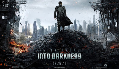Star Trek 2 Movie - Star Trek 2 Into Darkness Superbowl TV Spot
