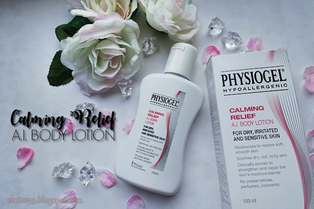 physiogel calming relief a i body lotion review ribbons. Black Bedroom Furniture Sets. Home Design Ideas