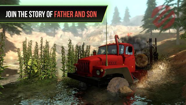 تحميل لعبة Truck Off-Road مع شرح مفصل لها