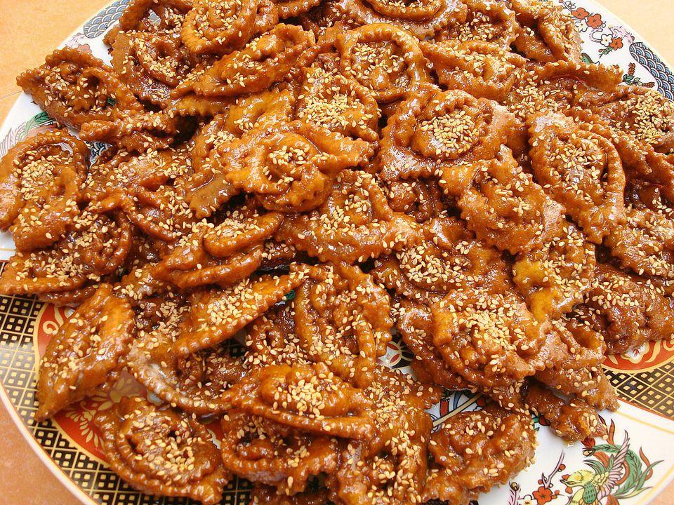 Recette Chebakia Biscuits Marocains Au Sésame Et Au Miel Briocuit