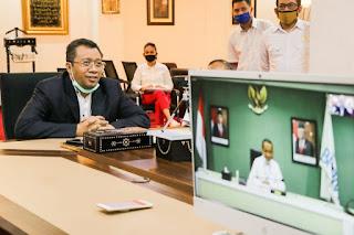 Kepala BKPM RI Konsisten Kembangkan Wisata NTB Secara Masif