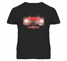 Christine Movie, T-Shirt, Stephen King T Shirts, Stephen King Store