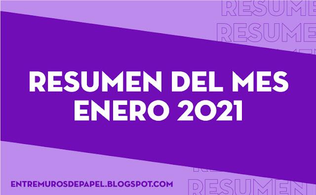 Resumen del mes Enero 2021
