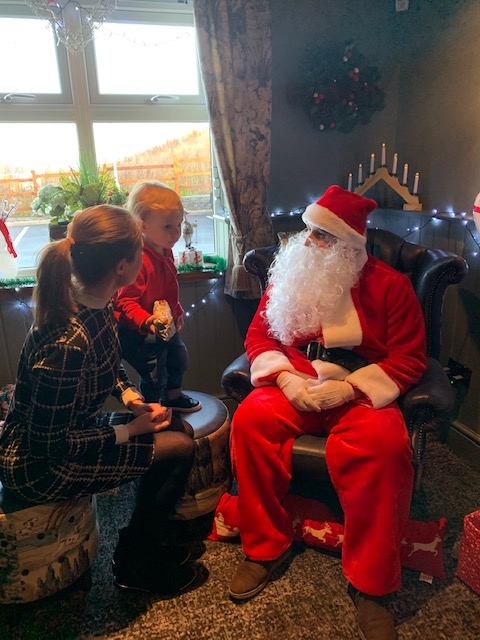 The Turing Key, Bletchley, Breakfast with Santa,