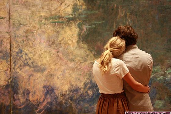 cute couple lovers romantic hug true love | lovepicturex