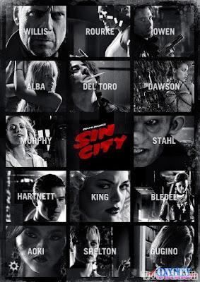 Xem phim Thành Phố Tội Lỗi - Sin City (2005) [Thuyết minh HD]