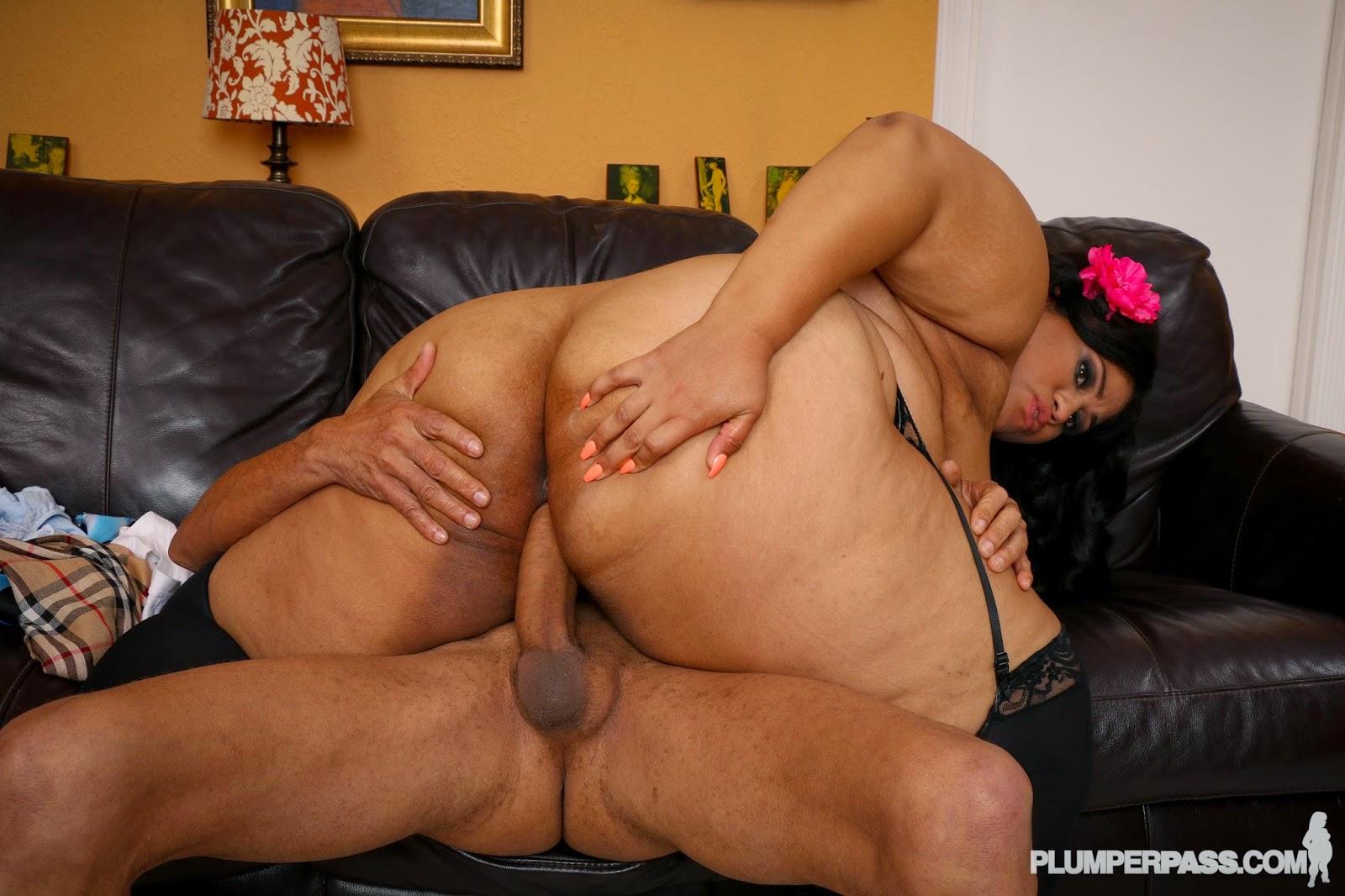 Bbw big booty vs big black dick - 3 6