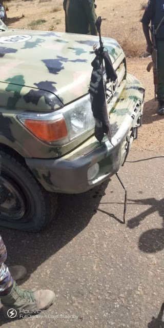 EXCLUSIVE: How soldiers opened fire on SARS operatives who repelled Boko Haram attack