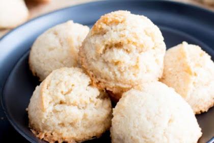 Paleo Vegan Coconut Macaroons